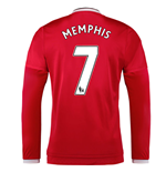 Maillot Manchester United FC 2015-2016 Home