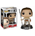 Star Wars Episode VII POP! Vinyl Bobble Head Rey 10 cm