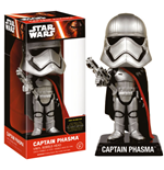 Star Wars Episode VII Wacky Wobbler Bobble Head Captain Phasma 15 cm