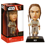 Star Wars Episode VII Wacky Wobbler Bobble Head Rey 15 cm