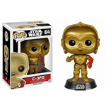 Star Wars Episode VII POP! Vinyl Bobble Head C-3PO 10 cm