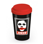 Batman Arkham Knight mug de voyage Obey The Joker