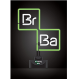 Breaking Bad Lampe Neon Logo 27 x 36 cm