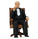 Le Parrain statuette PVC Movie Icons Don Vito Corleone 15 cm