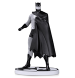 Batman Black & White statuette Darwyn Cooke 2nd Edition 18 cm