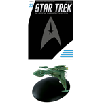 Star Trek Official Starships Collection #35 vaisseau Early Klingon Bird-of-Prey