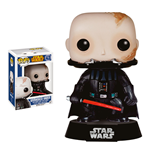 Star Wars POP! Vinyl Bobble Head Unmasked Darth Vader 9 cm