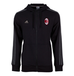 Sweat shirt AC Milan 2015-2016 (Noir)