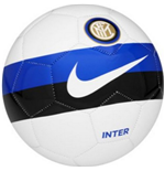 Ballon de Foot FC Inter 2015-2016 (Blanc)