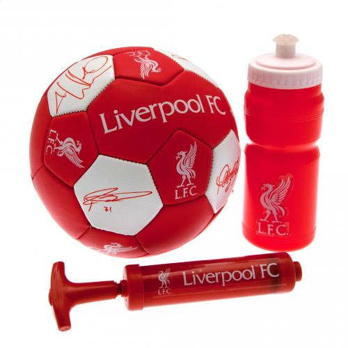 Coffret de Football Liverpool FC