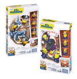 Minions Mega Bloks assortiment jeux de construction Themed Pack (6)