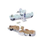 Star Wars Episode VII assortiment playsets Micro Machines 2015 Wave 1 (3)