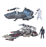 Star Wars Episode VII assortiment véhicules avec figurines 2015 Class II Wave 1 (3)