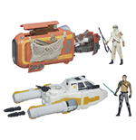 Star Wars assortiment véhicules Deluxe avec figurines 2015 Class I Wave 1 (4)