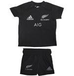 Tenue de Rugby Mini Kit All Blacks Home 2016