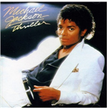 Vinyle Michael Jackson - Thriller (Remastered)
