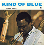 Vinyle Miles Davis- Kind Of Blue