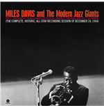 Vinyle Miles Davis / The Modern Jazz Giants - The Complete, Historic, All-Star Recording Session Of December 24,1954