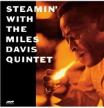 Vinyle Miles Davis - Steamin' With The Miles Davis Quintet
