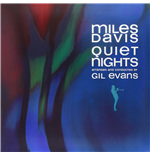 Vinyle Miles Davis - Quiet Nights