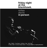 Vinyle Miles Davis - In Person, Friday Nightat The Blackhawk (2 Lp)