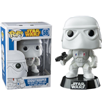 Star Wars POP! Vinyl Bobble Head Snowtrooper 10 cm