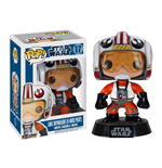 Star Wars POP! Vinyl Bobble Head Luke Skywalker (X-Wing Pilot) 9 cm