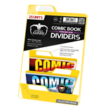 Ultimate Guard 25 intercalaires pour Comics Premium Comic Book Dividers Jaune