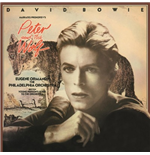 Vinyle David Bowie - Peter & The Wolf