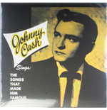 Vinyle Johnny Cash - Sings The Songs That Made Him Famous