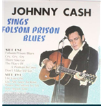 Vinyle Johnny Cash - Sings Folsom Prison Blues