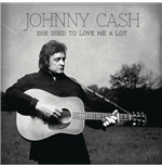 "Vinyle Johnny Cash - She Used To Love Me A Lot (7"")"