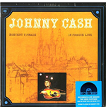"Vinyle Johnny Cash - Koncert V Praze (In Prague- Live) (Ep 12"")"