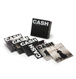 Vinyle Johnny Cash - American Recordings I-vi (7 Lp)