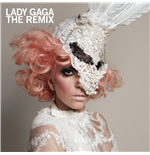 Vinyle Lady Gaga - The Remix