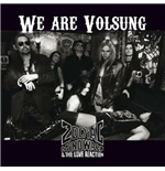 Vinyle Zodiac Mindwarp And The Love Reaction - We Are Volsung