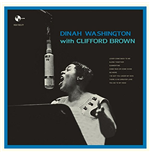 Vinyle Dinah Washington With Clifford Brown - Dinah Washington With Clifford Brown