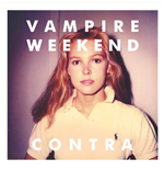 Vinyle Vampire Weekend - Contra