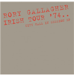 "Vinyle Rory Gallagher - Irish Tour '74 10"" Rsd"