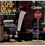 Vinyle Gary Burton - New Vibe Man In Town