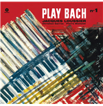 Vinyle Jacques Loussier - Play Bach Vol.1
