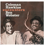 Vinyle Coleman Hawkins - Encounters Ben Webster