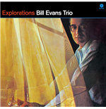 Vinyle Bill Evans - Explorations
