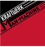 Vinyle Kraftwerk - The Man Machine (Remastered)