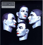 Vinyle Kraftwerk - Techno Pop