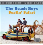 Vinyle Beach Boys (The) - Surfin Safari  Mono/Stereo (2 Lp)