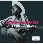 Vinyle Lightnin' Hopkins - Dirty House Blues (2 Lp)