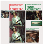 Vinyle Ennio Morricone - I Crudeli (the Cruel Ones)