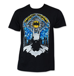T-shirt Batman - Stained Glass