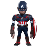 Avengers L'Ère d'Ultron Bobble Head Artist Mix Captain America 14 cm